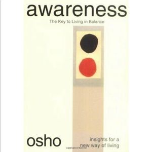 Awareness The Key To Living in Balance book
